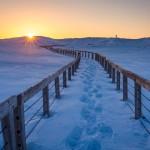 Winter in Greenwich, PEI National Park