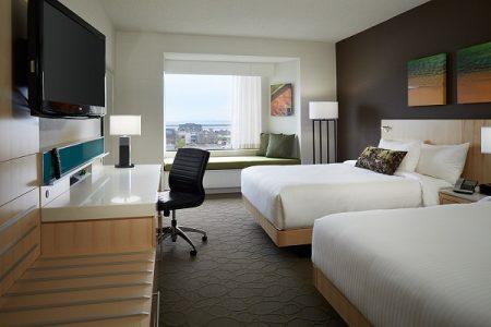 Delta Prince Edward Guest Room