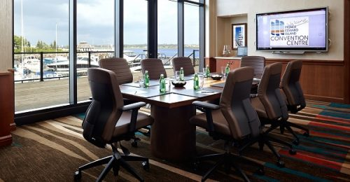 Delta Prince Edward Meeting Room