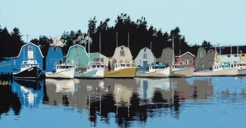 French River Reflections - Tony Diodati, Prince Edward Island