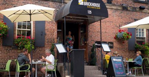 The Brickhouse Kitchen & Bar, Charlottetown, PEI