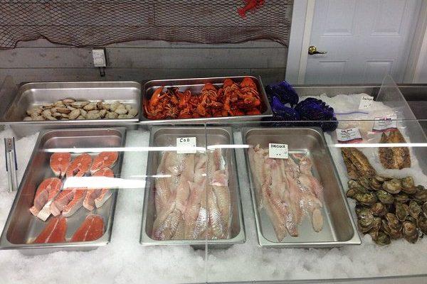 Basin View Seafoods, Cavendish PEI