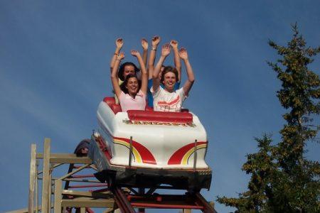 Sandspit Amusement Park, Cavendish, Prince Edward Island