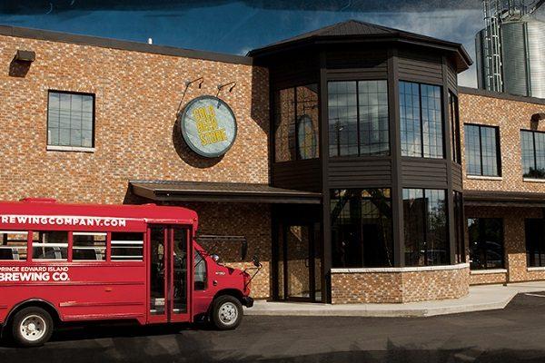 PEI Brewing Co. Taproom, Prince Edward Island