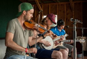 Photo by Heather Ogg Rollo Bay Fiddle Festival