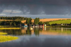Photo by Michael Gallant in French River Prince Edward Island