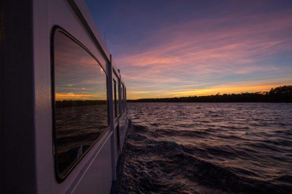 Montague River Run Dining Cruise
