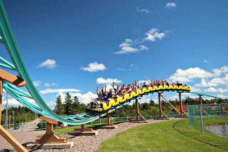 Shining Waters Family Fun Park, Prince Edward Island
